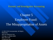 6Ed_CCH_Forensic_Investigative_Accounting_Ch05