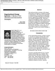Organizational Change Cynicism A Review of the Literature and Intervention Strategies.pdf