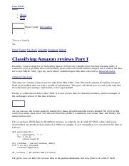 Classifying Amazon reviews Part I – Data What_.html