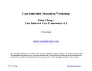 case_interview_frameworks