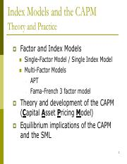 9.CAPM and Index Models  (Cs 8%2c 9%2c and 11) - Tulane.pdf