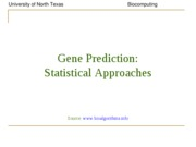 gene_prediction