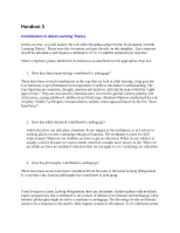 handout 3 contributors to adult learning Enables learners to target the following cefr learning aims at b2  then share the main points of the 3 articles (see handout)  adult: handout.