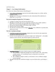 ACCTG211 Book Notes Chapter 7 (Managerial).docx