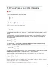 4.4 - Use properties of definite integrals to find the area between curves.docx