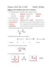 CHEM_2218_Fall_2011_Test_Keys