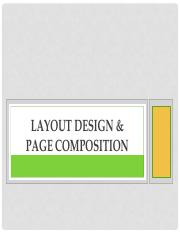 5-Layout Design & Page Composition