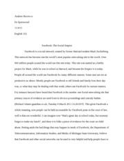 5 Pages Essay 2 For Moore