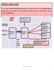Chapter 11- Process Costing-1