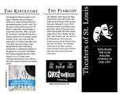Theaters of St. Louis Brochure
