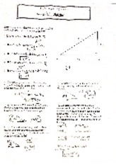 applications of trigonometry notes