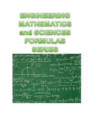 3. Engineering Mathematics and Sciences Formulas-Series (Chua).pdf