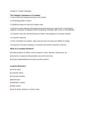 Chapter 8 Location Strategies (1).docx