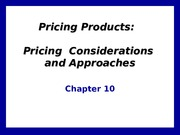 Pricing-consideration.ppt