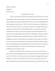 Literary Review - Converse.docx