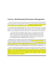 GAP - Refashioning Performance Management-high lights.pdf