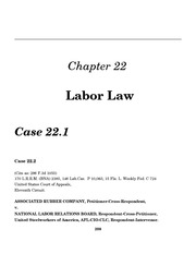 LEB Briefing Cases.Ch.22
