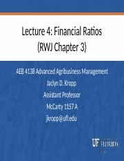 Lecture 4 Financial Ratios.pptx