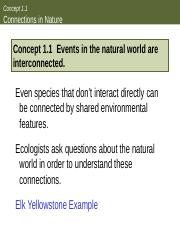 Lecture Ch1 The Science of Ecology.ppt