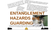 Entanglement Hazards Part 1