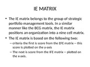 IE-MATRIX1.pptx