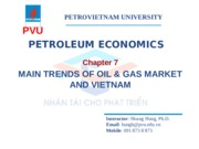 Chapter7_Oil and Gas Market trends and VN-to Students
