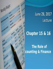 BA101 -  Accounting & Finance.ppt