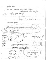 Lecture 28 - Scribble Pad for Final