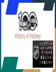 History of Hockey.pptx