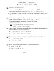ENGG2420A Assignment 4