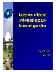 -8 Assessment of External and Internal Exposure (VK Parami).pdf