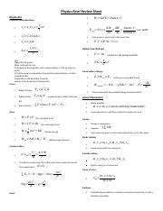 Physics Test 3 Formula Sheet.docx