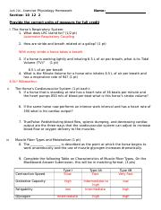 Exercise Phys HW (Sp17)