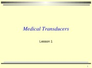 Lesson 1 2010 transducers with activities