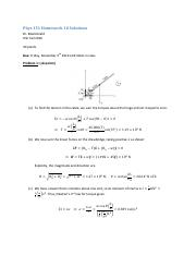 Phys 151 Homework 10 Solutions(1).pdf