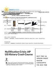 Nullification Crisis_ AP US History Crash Course _ Learnerator