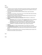 Ch.4-6 Study Guide