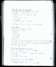 Green Engineering p9 Class Notes