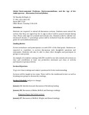 Global Environmental Problems Section_syllabus (TN)(1)