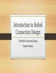 Introduction to Bolted Connections.pptx