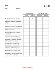 B-11.01 Worksheet