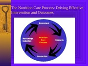 Screening Nutrition Care Process