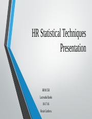 HR Statistical Techniques Presentation.pptx