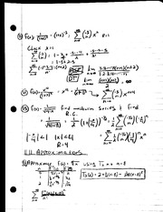 MAT 241 - Notes 11.11 Approximations