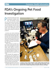 FDA_Ongoing_Pet_Food_Investigation