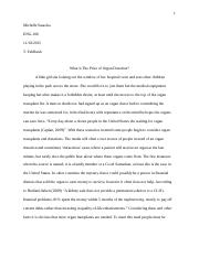 What is a proposal essay