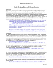 EMR 15 Fall 2012 Handout misclassification_forstudents