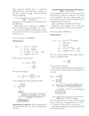 CH 19 - Magnetism-solutions