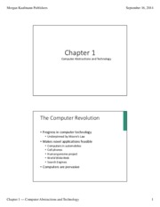 Chapter 1 -- Computer Abstractions.pdf