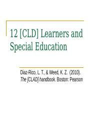 12_CLD_Learners_and_Special_Ed